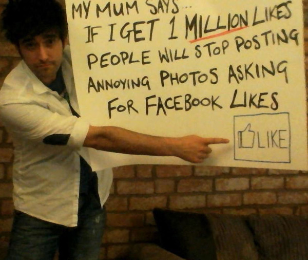 One Million Facebook Likes