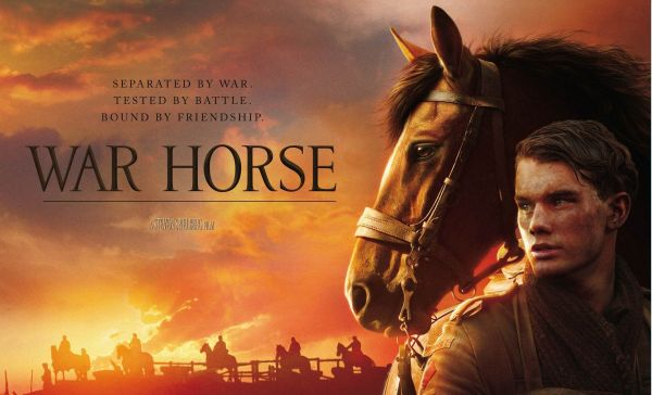 War Horse Author & Others @