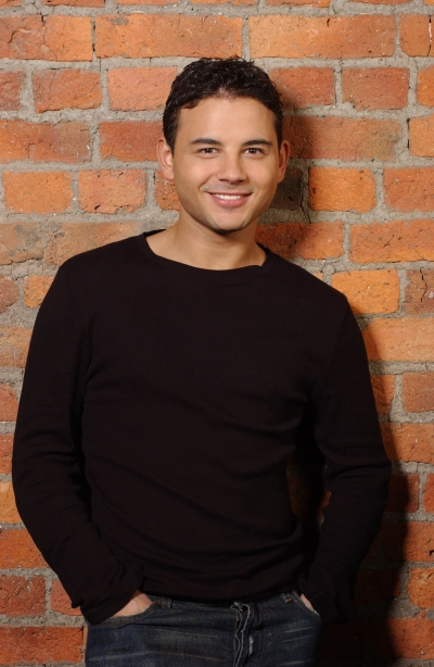 Celebrity Guest on Sunday 7th July, Corries Ryan Thomas