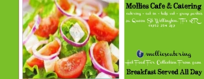 Mollies Cafe & Catering